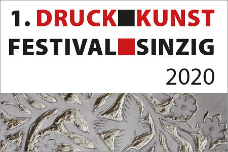 1. DRUCK-KUNST-FESTIVAL SINZIG