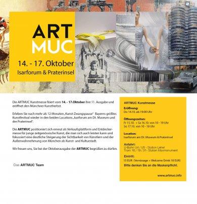 ARTMUC Okt21 Online-Flyer