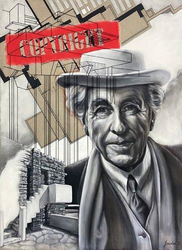 Frank Lloyd Wright – Copyright